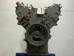 Engine 06 2006 Chevy Trailblazer 6 0l Ls2 6 0l V8 Motor 137k Miles 525 Core