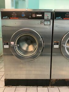 50lb Speed Queen Commercial Coin op Washer 3 phase