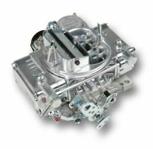 Holley 0 1850s Street Warrior Carburetor 600 Cfm