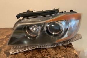 2006 Bmw 325i 330i Driver Side Headlight Hid Adaptive Assembly Oem Please Read