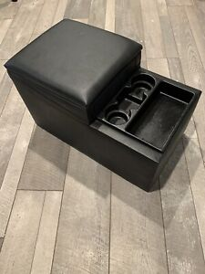 2007 2020 Chevy Tahoe Ppv Police Or Suv Truck Dark Black Center Console