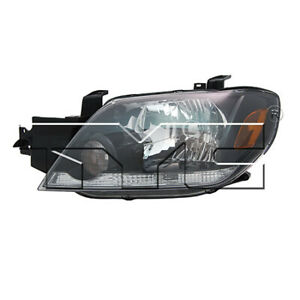 Fits 2003 2004 Mitsubishi Outlander Headlight Assembly Driver Side dot