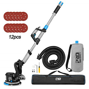 Electric Drywall Sander Machine With Automatic Vacuum System 6 5a Drywall Sa