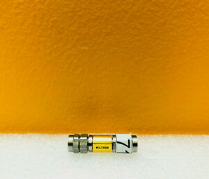 Anritsu Wiltron 34vv50 Dc To 65 0 Ghz 1 85 Mm m m Precision Coaxial Adapter