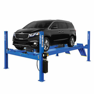 Forward Cra14 Closed Front 4 post 14 000lb Alignment Lift Free Shipping