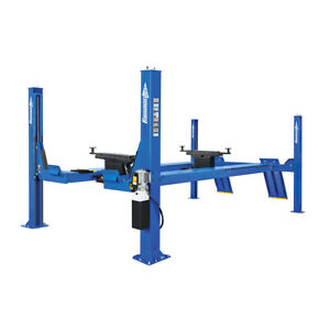 Forward Or14el Extra Length Open Front 4 post 14 000lb Alignment Lift