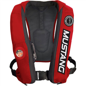 MD3183BC OR MD5183BC Mustang BASS Competition Auto Hydrostatic Inflatable PFD $224.99
