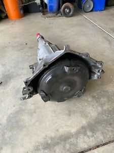 Powerglide 2 Speed Transmission With Torque Converter Small Block Chevrolet