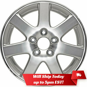 New Set Of 4 16 Replacement Alloy Wheels For 2003 2007 Honda Accord 64000