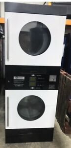Free Shipping Maytag Coin Operated Commercial Double Gas Dryers