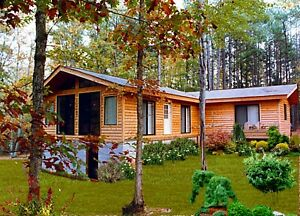 Woodland 44 X 44 Customizable Shell Kit Home Delivered Ready To Build