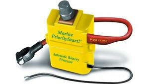 Priority Start 079606 Pro Marine 12 volt Automatic Battery Disconnect Protector