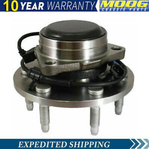 Moog Front Wheel Hub Bearing For 2003 2012 Chevrolet Express 1500