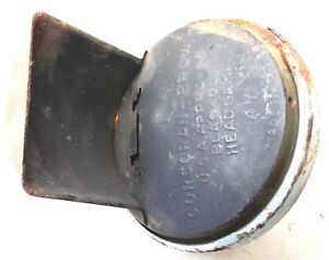 Original Willys Mb Ford Gpw Corcoran brown Military Blackout Lamp light 6v Jeep