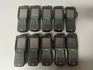 Lot Of 10x Honeywell Dolphin 99ex 99exlg3 gc212xe Barcode Scanner