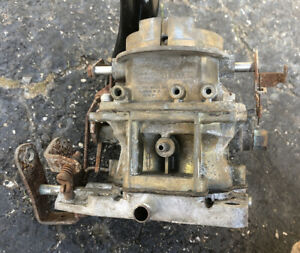 Model Ww Bendix Stromberg Carburetor