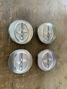 2005 2010 Scion Tc Alloy Wheel Center Cap Genuine Toyota Part Set Of 4 Pcs