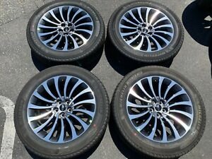 2020 Lincoln Aviator Factory 20 Wheels Tires Oem Lc5c1007c1c Michelin 255 55 20