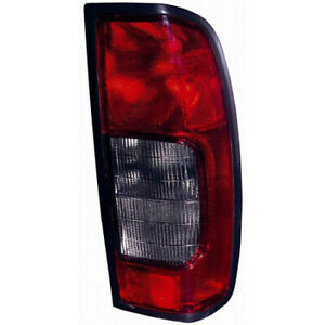 Ni2801141 Fits 2000 Nissan Frontier Passenger Side Taillight Capa