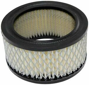 Universal 4 X 2 Replacement Air Cleaner Filter Element Round Paper