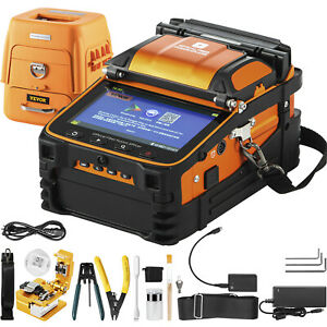 Ai 9 Fiber Optic Fusion Splicer Kits Automatic Fiber Welding Splicing Machine