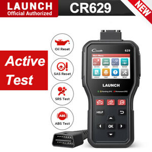 Launch Abs Srs Active Test Scanner Diagnostic Sas Oil Reset Tool For Ford Bwm Gm