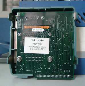 Tektronix Tds2mm Communication And Math Fft Extension Module For Tds220 Tds210