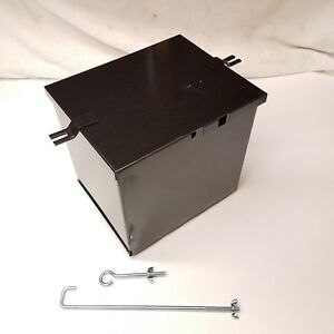 Farmall Cub And Cub Loboy Battery Box Complete With Mounting Hardware