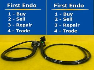 Olympus Cf q160l Colonoscope Endoscope Endoscopy 1208 h43