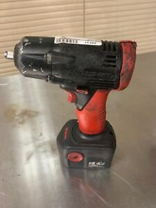 Used Snap On Ct4410 3 8 Cordless Impact 14 4v No Charger