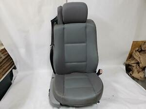2003 Bmw 325ci Convertible Passenger Right Power Leather Seat Gray