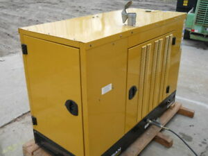Olympian G25g1 Generator Set Low Hours