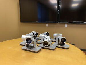 Polycom Mptz 10 Eagle Eye W hdci Cord And Power Supply Tested And Work s