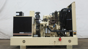 Kohler 180rzd 180 Kw Natural Gas Generator 1052 Hrs Year 1999 Csdg 2694