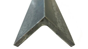 1 1 4in X 1 1 4in X 1 4in Steel Angle Iron 36in Piece
