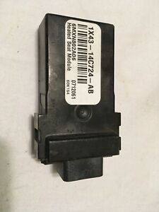 2004 2008 Ford F 150 Driver Side Heated Seat Module 1x43 14c724 Ab