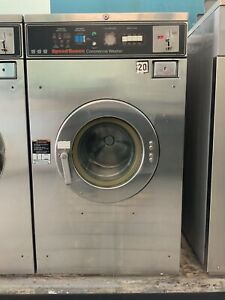 25lb Speed Queen Commercial Front load Washer coin op