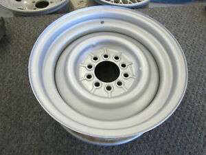 15x6 Smoothie Wheel 1940 Ford Rat Rod Street Rod Project Car Trailer Spare Rim