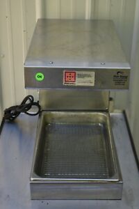 Marshall Mm1 Heated Countertop Fried Food Dump Station