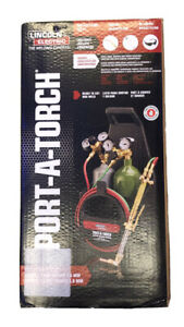 Lincoln Electric Kh990 Port a torch Portable Kit