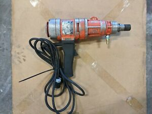 Diamond Core Bore Weka Dk1203 Hand Held Diamond Core Drill