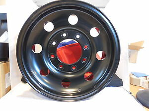 Ford Super Duty F250 F350 Excursion Oem 16 Alloy Wheels 4 Set Rims 99 04 Black