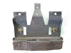 1967 Ford Mustang Center Console Overhead Front Bracket 1968 Original 3294