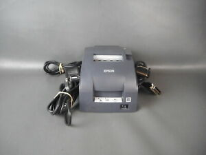 Epson Tm u220d model Number M188d Used Tested and Complete