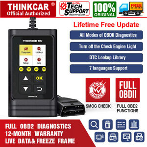 Launch Obd Ii Scanner Automotive Code Reader Can Diagnostic Tool For Hyundai Kia