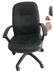 High Back Executive Office Chair Pu Leather Computer Desk Task Seat