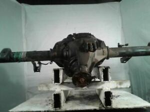 Rear End Axle Assembly 2000 2004 Ford F150 9 75 Ring Gear 3 55 Ratio 100k