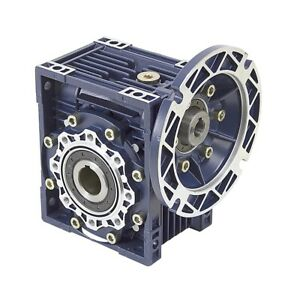 World Wide Electric Calm63 60 1 56c 1 Right Angle Gear Speed Reducer