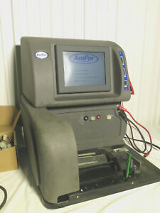 Amfor Electronics Alternator And Starter Bench Tester 897 00 With Test Leads