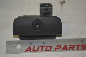 06 13 Chevy Impala Glove Box Door Latch Handle Black No Key Oem